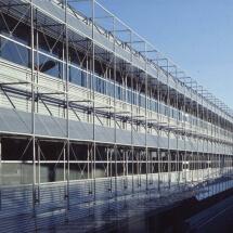 Helsinki-Vantaan lentoasema, Keskiterminaali II-vaihe 1998