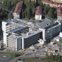 Soneran toimitalo, Helsinki 1999